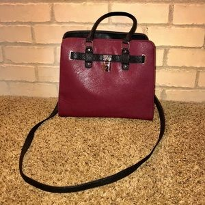 Handbags - Locksmith Purse ‼️NWOT‼️